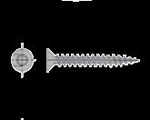 Mill – headed screw, Torx drive 4 x 50 ( 500pc. )